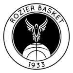 Rozier Basket logo noir & blanc