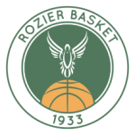 Rozier Basket logo couleurs
