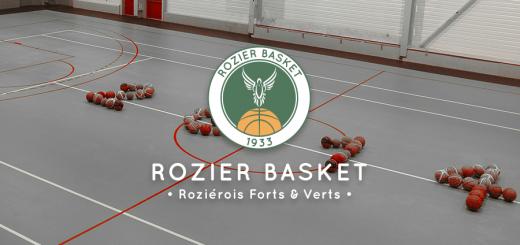 Rozier Basket, le nouveau site